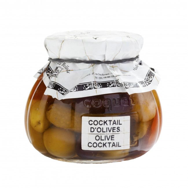 Cocktail d'olives