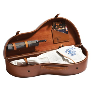 The Stradivarius box