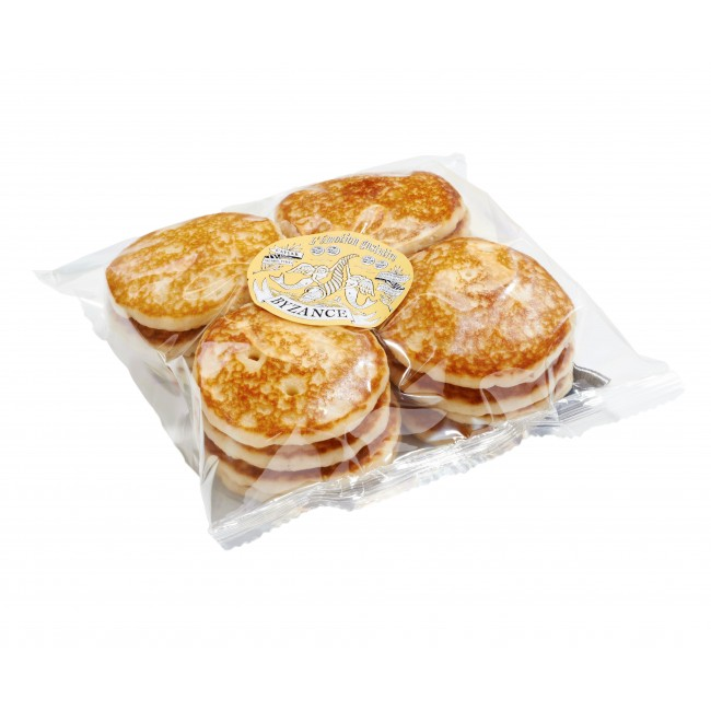 Les blinis cocktail